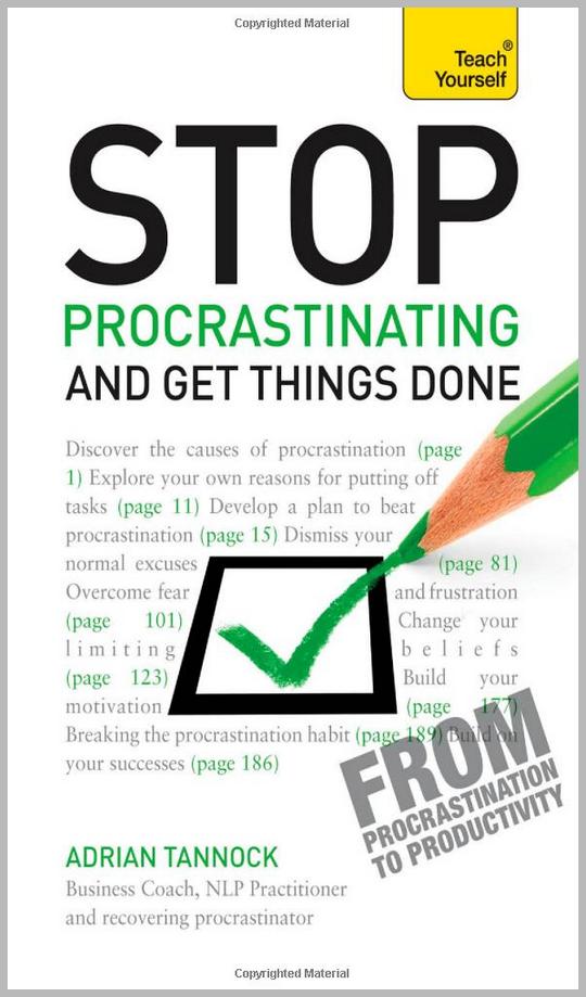Procrastinating-Tannock